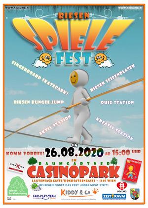 RiesenSpieleFest 2020 im CasinoPark!